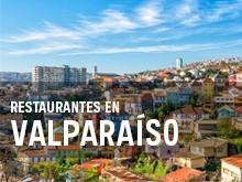 Restaurantes en Valparaíso