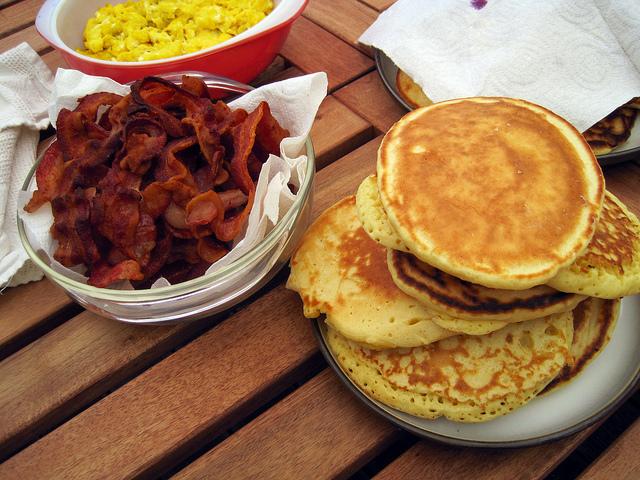 Desayuno Americano Orden