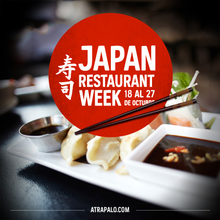 ¿Preparado para degustar la mejor gastronomía japonesa?