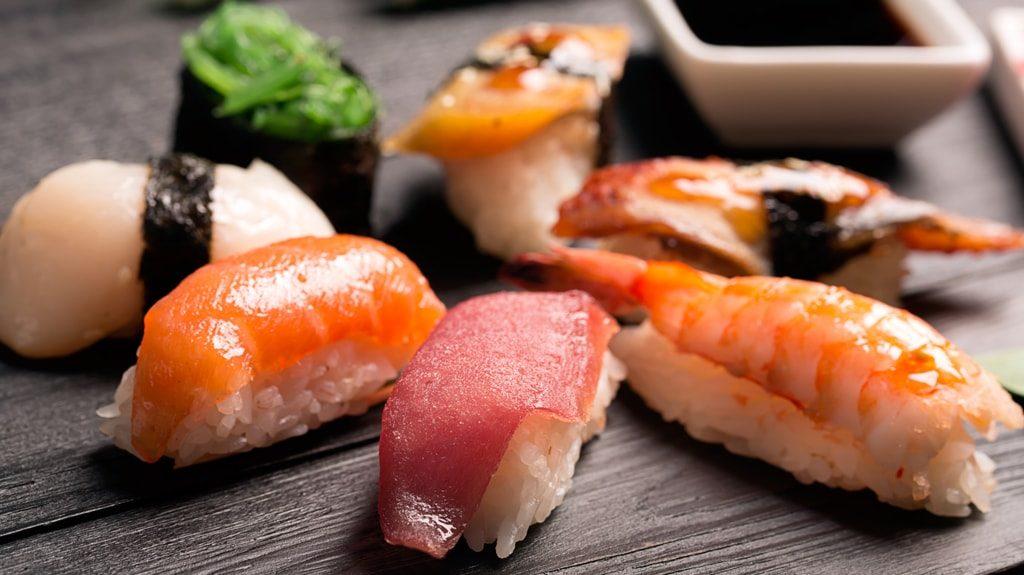 Restaurante japonés