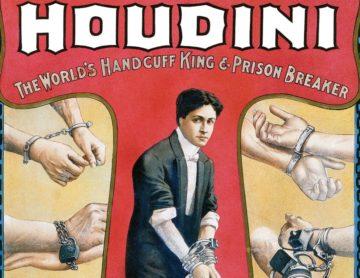Exposición Houdini