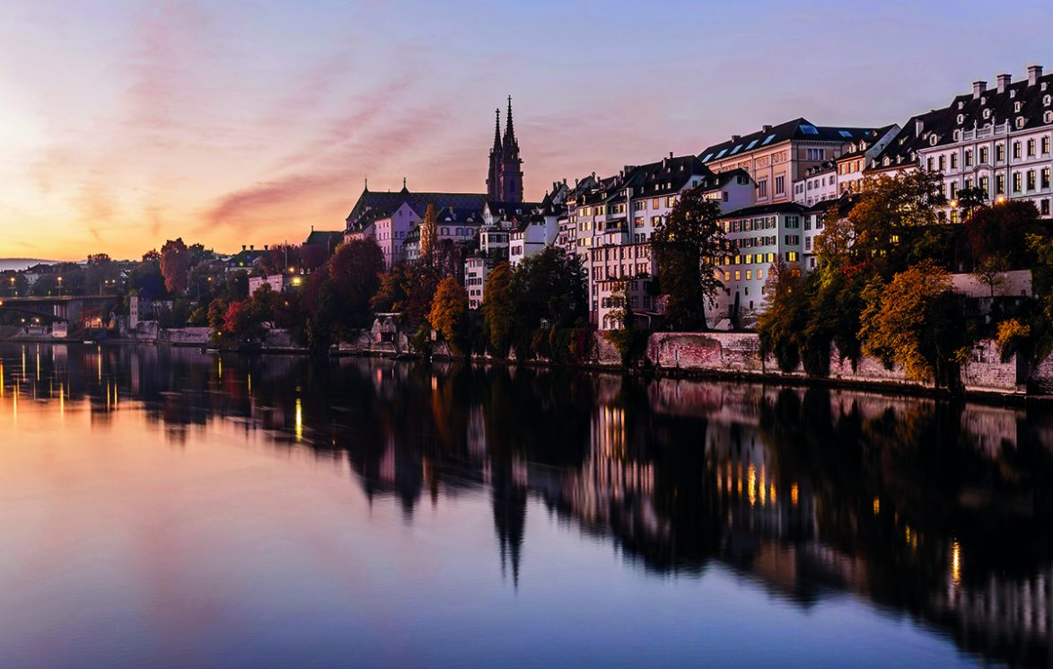 Basel Zürich